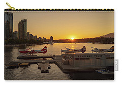 Sunset By The Seaplanes Carry-all Pouch