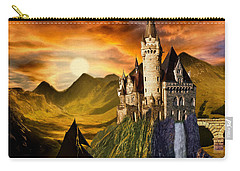 Sunset Castle Carry-all Pouch