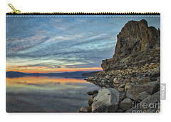 Sunset Cave Rock 2015 Carry-all Pouch