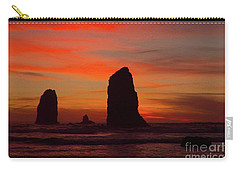 Sunset Coast Carry-all Pouch