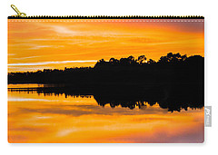Sunset Colors Carry-all Pouch