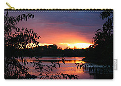 Sunset Cove Carry-all Pouch
