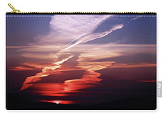 Sunset Dance Carry-all Pouch by Aidan Moran