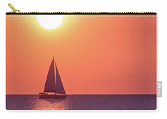 Sunset Dreams Carry-all Pouch by Racheal Christian