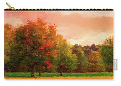 Sunset Field Carry-all Pouch by Gary Grayson
