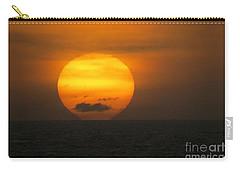 Sunset Fireball Carry-all Pouch