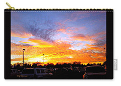 Sunset Forecast Carry-all Pouch