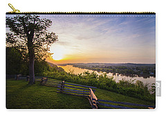 Sunset From Boreman Park Carry-all Pouch