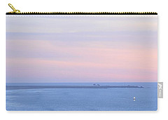 Sunset From Irish Beach Carry-all Pouch