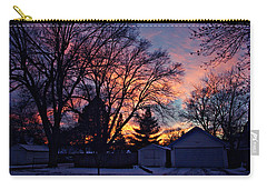 Sunset From My View Carry-all Pouch