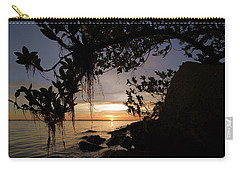 Sunset From The Mangroves Carry-all Pouch