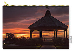 Sunset Gazebo Lavallette New Jersey Carry-all Pouch