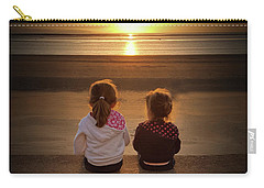 Sunset Sisters Carry-all Pouch