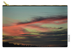 Sunset Home 2 Carry-all Pouch by Ronda Broatch