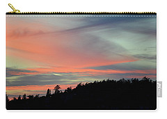 Sunset Home 3 Carry-all Pouch by Ronda Broatch