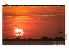 Sunset Husum Carry-all Pouch