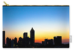 Sunset In Atlaanta Carry-all Pouch