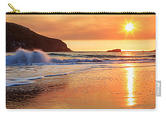 Sunset In Brookings Carry-all Pouch