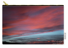 Sunset In Capital Reef  Carry-all Pouch