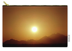 Sunset In Egypt 7 Carry-all Pouch