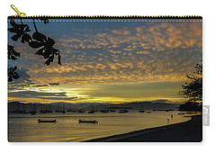 Sunset In Florianopolis Carry-all Pouch