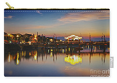 Sunset In Hoi An Vietnam Southeast Asia Carry-all Pouch