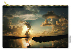 Sunset In Lacombe, La Carry-all Pouch