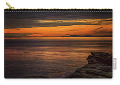 Sunset In May Carry-all Pouch by Randy Hall