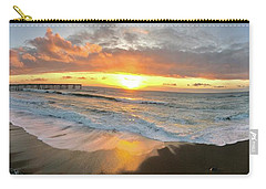 Sunset In Pacifica Carry-all Pouch