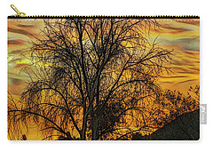 Sunset In Perris Carry-all Pouch