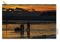 Sunset In Port Colborne Carry-all Pouch