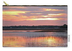 Sunset In South Carolina Carry-all Pouch