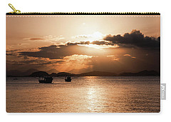 Sunset In Southern Brazil Carry-all Pouch