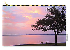 Sunset In The Pass Carry-all Pouch
