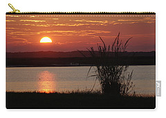 Sunset Lake II Carry-all Pouch