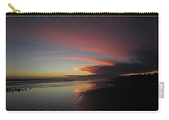 Sunset Las Lajas Carry-all Pouch by Daniel Reed