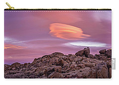Sunset Lenticular Carry-all Pouch