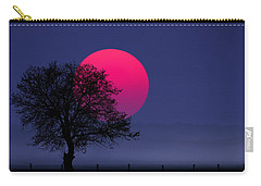 Sunset Magenta Carry-all Pouch
