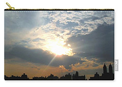Sunset New York  Carry-all Pouch