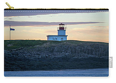 Carry-all Pouch featuring the photograph Sunset Nova Scotia  by Trace Kittrell