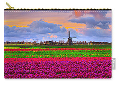 Sunset Of Colors Carry-all Pouch