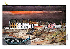 Sunset On Barna, Galway Carry-all Pouch