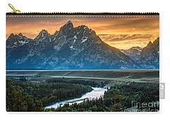 Teton Range Carry-all Pouches