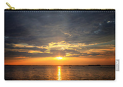 Sunset On Lake Hartwell Carry-all Pouch