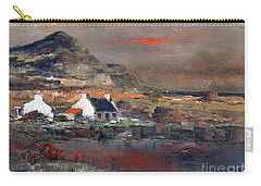 Sunset On Mount Errigal, Dunegal Carry-all Pouch