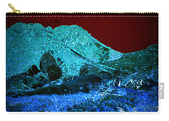 Sunset On Qo'nos Carry-all Pouch by Nature Macabre Photography