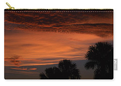 Sunset On The 4'th Carry-all Pouch