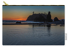 Sunset On The Oregon Coast Carry-all Pouch