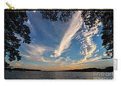 Sunset On The Pamlico Carry-all Pouch