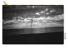 Sunset Ostia Beach Carry-all Pouch